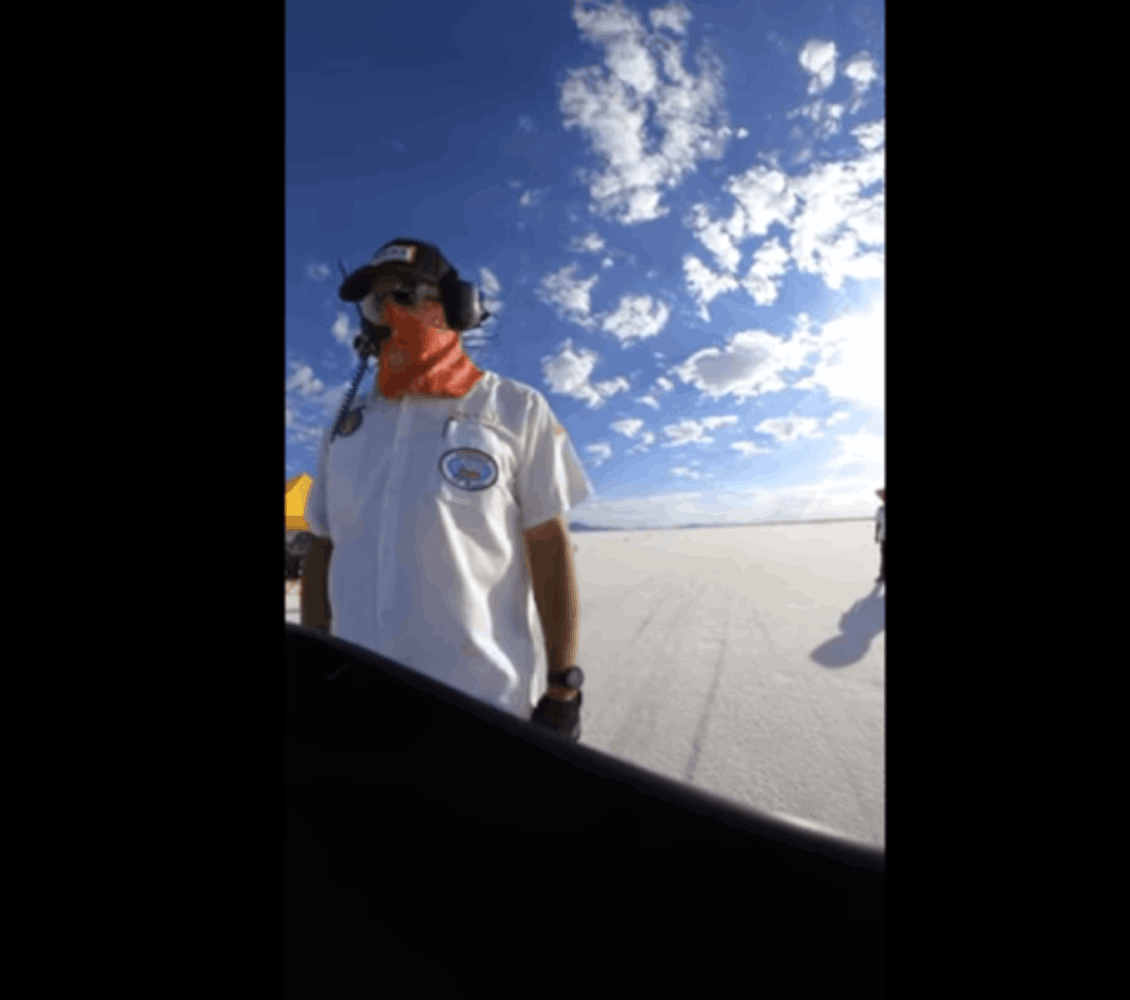 3rd Day at Bonneville SCTA 2020 video